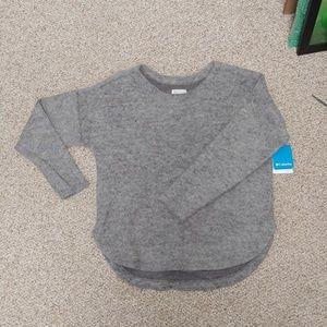 NWT! Women's Columbia Sweater Size Large Lg